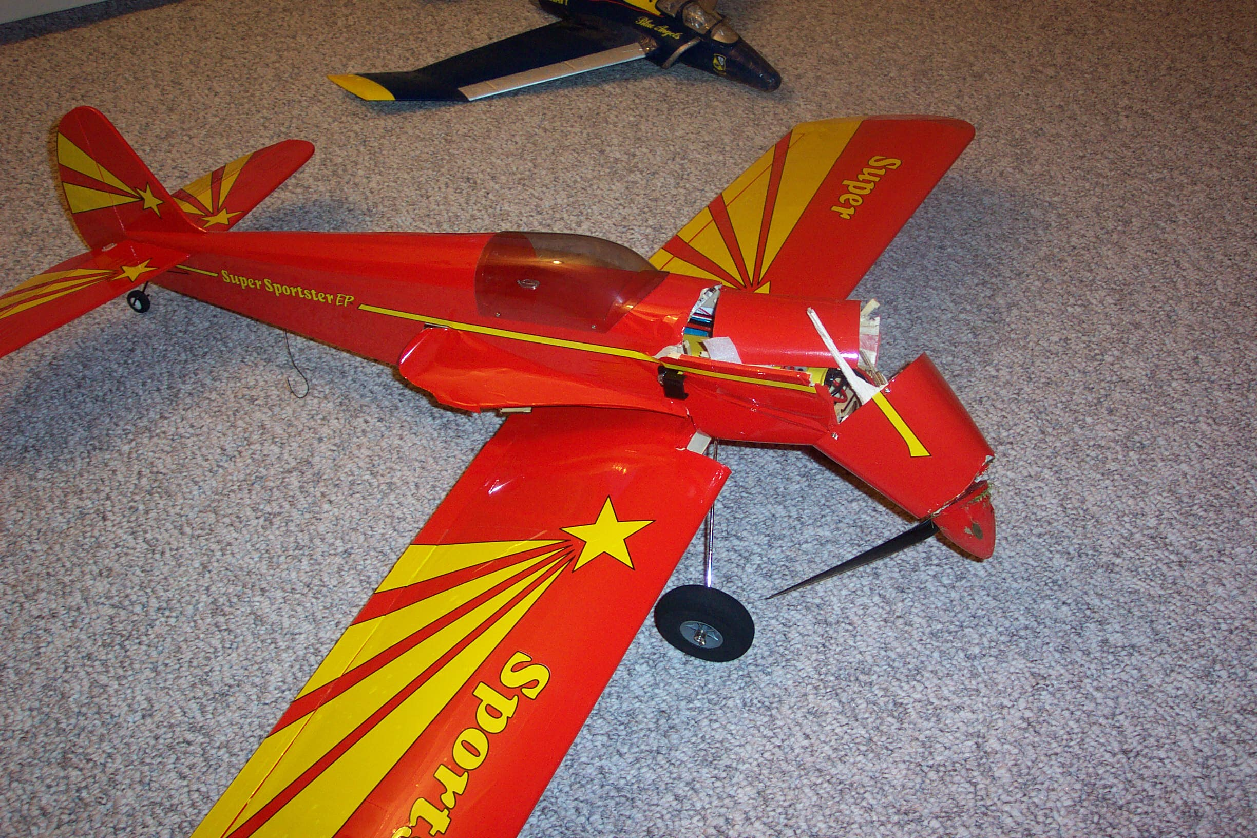 rc plane models with 2706185 Great Planes Super Sportster Ep Modified Power System 3 on Gpma1411 likewise Top 10 Sports Cars At Los Angeles Auto Show also Page 2 also Details moreover Flza4020 Gallery.