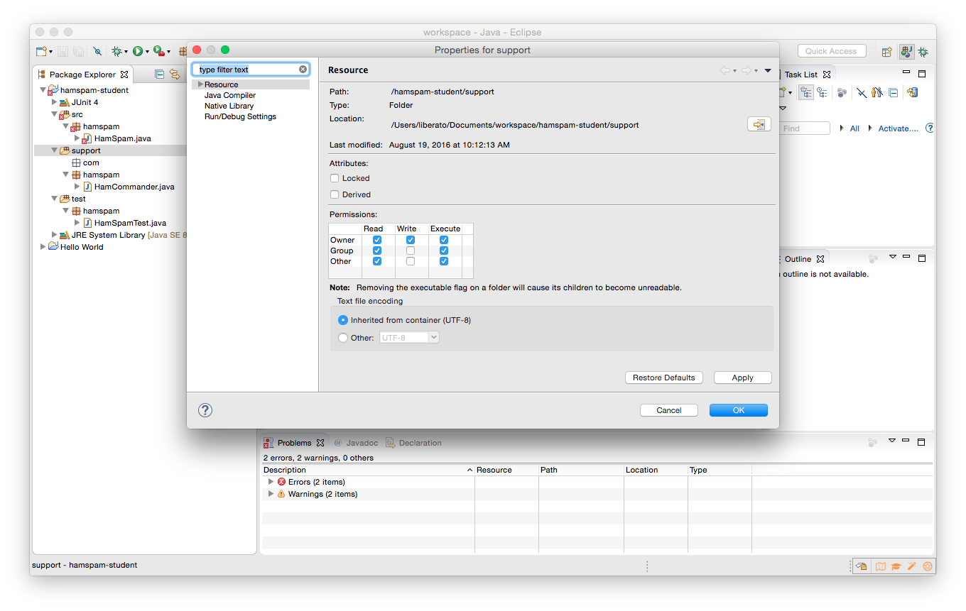 Java checkboxes and dialog boxes?
