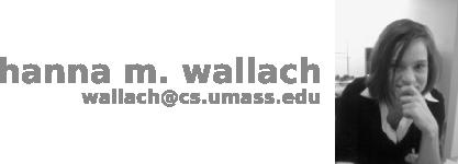 hanna m. wallach